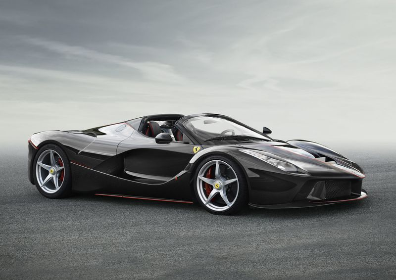 coveted luxury sports cars