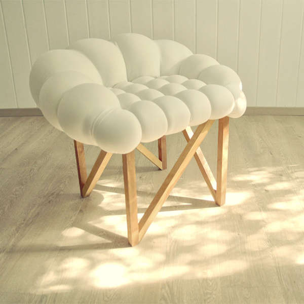 Tufted Cloud Seating  Snbr Chair