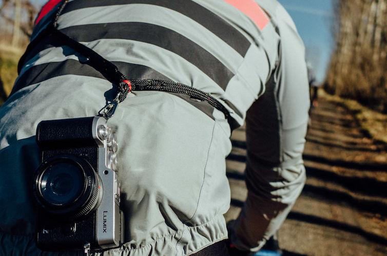 Cyclist Camera Straps  speed strap