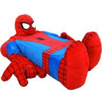 Gigantic Superhero Bed Spreads : Spider-Man Bed Cover