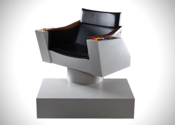 Galactic Space Chairs  Star Trek chair