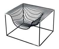 Funky Steel Furniture: 'Wimbledon Chair' from Nola for ...