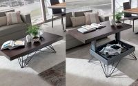 Hidden Storage Coffee Tables : storage coffee tables