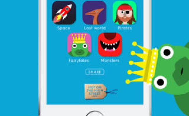 Quirky Storytelling Apps Story App For Kids