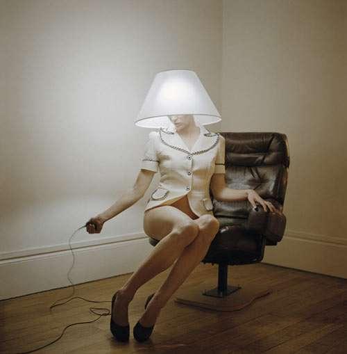 Surreal Self Portraits Elene Usdin Makes Freaky Photos