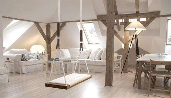 Deluxe Domestic Playground Equipment  Svvving Luxury Swings