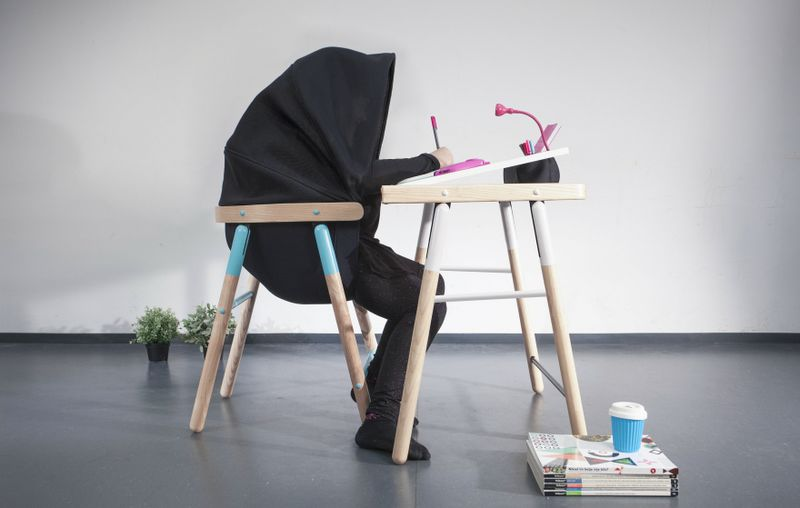 Sensory Childrens Chairs  tactile learning