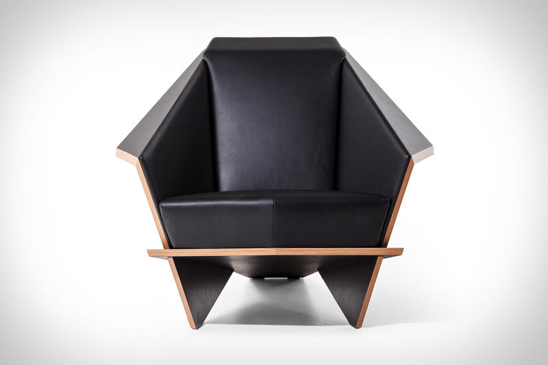 Architectural Origami Armchairs : Taliesin 1 Chair