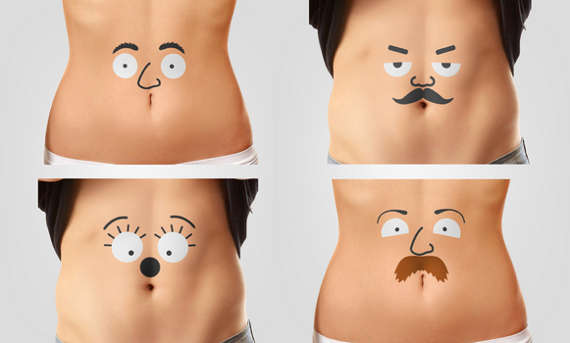 Animated Stomach Tattoos  Talking Bellies