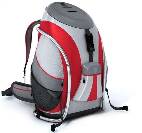 Camping Tent Backpacks  tent and backpack
