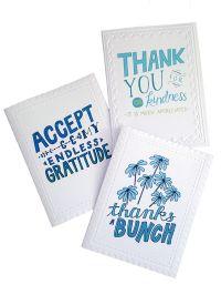 20 Creative Thank You Card Designs