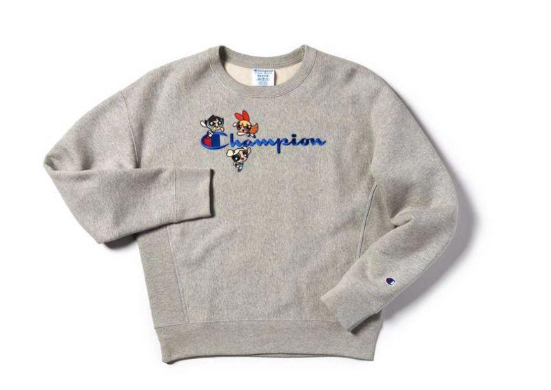 Superhero Sister Sweater Collections  The Champion X Powerpuff Girl