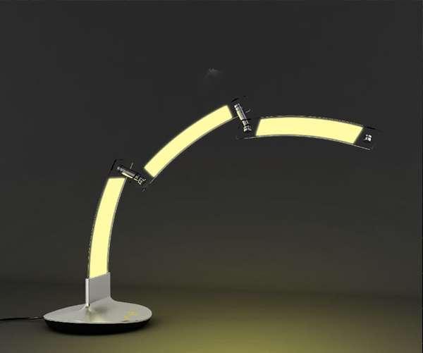 Lightning Bolt Lighting Thunder Lamp
