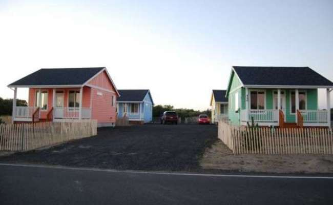 Beach Cabin Compounds Tiny House Zoning Challenge Pays