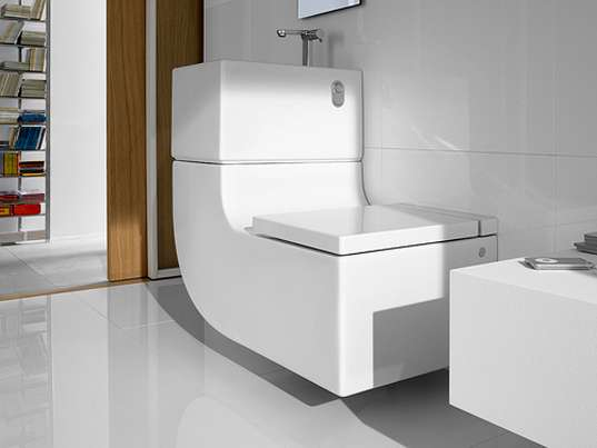 Compact Sink Latrines This EcoFriendly Toilet Sink Combo System Does it All
