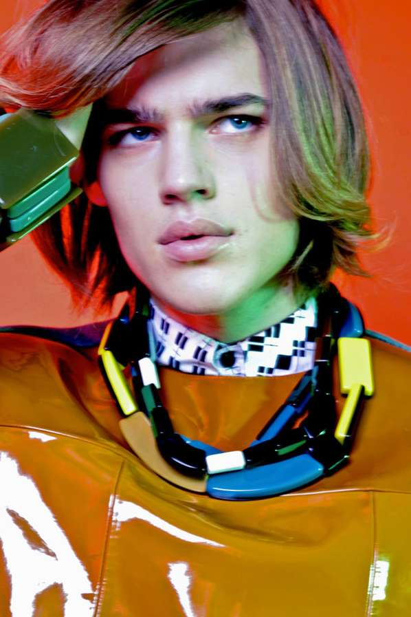 70sInspired Accessory Editorials  Ton Heukels HM x Marni