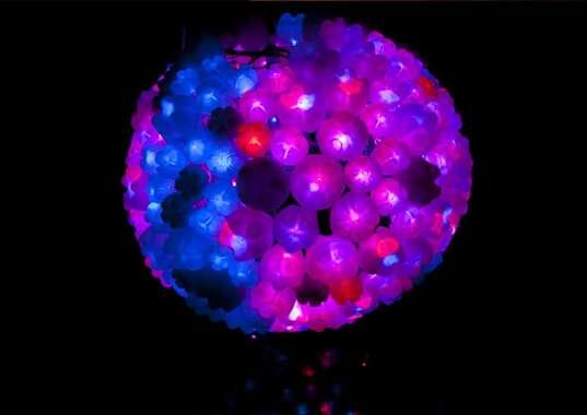 Enlightening Social Media Fixtures  Twitter Ball by Sarah