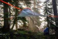 Elevated Treetop Tents : Two-Person Tent