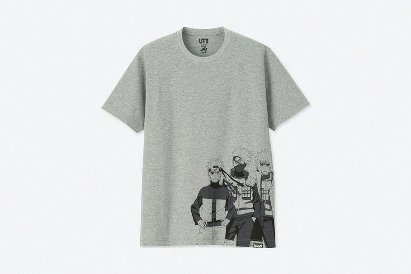 Anime Themed Graphic T Shirts Uniqlo UT