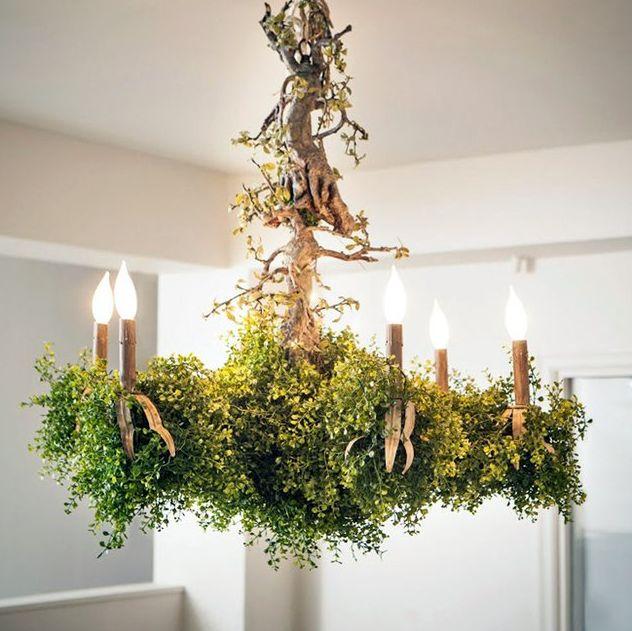 Whimsical Tree Illuminators