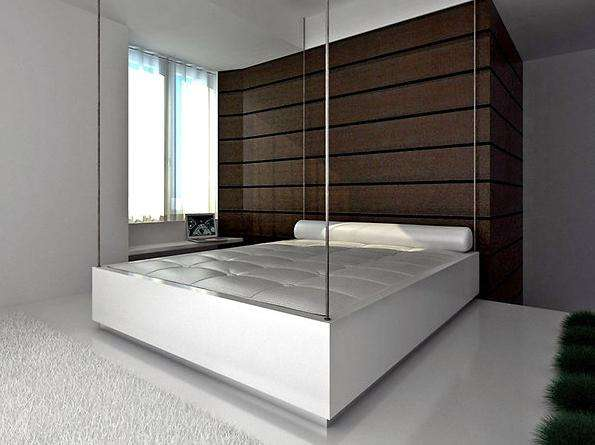 Roof Retracting Mattresses Up Down Bed