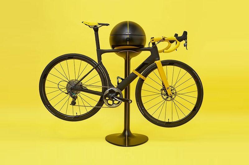 freestanding indoor bike racks