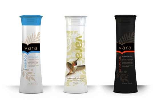 Divine Detergent Branding Vara Shampoo Packaging