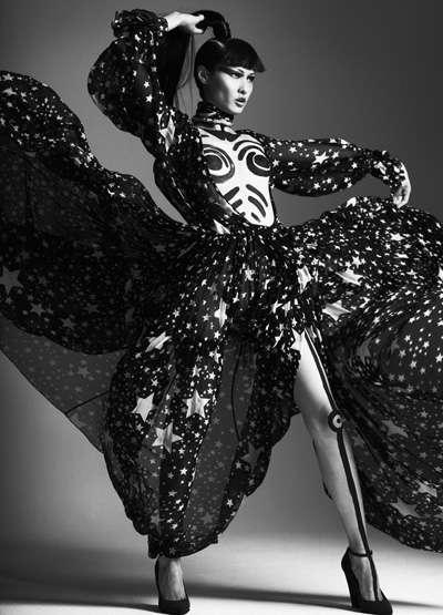 Circus Warrior Fashion  wang xiao