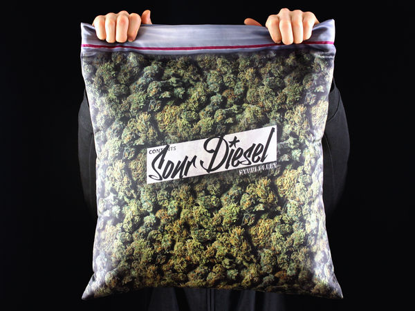 CannabisInspired Pillow Cases  weed pillow case