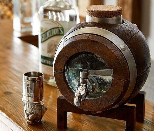 Tiny Barrel Taps  whiskey barrel tap