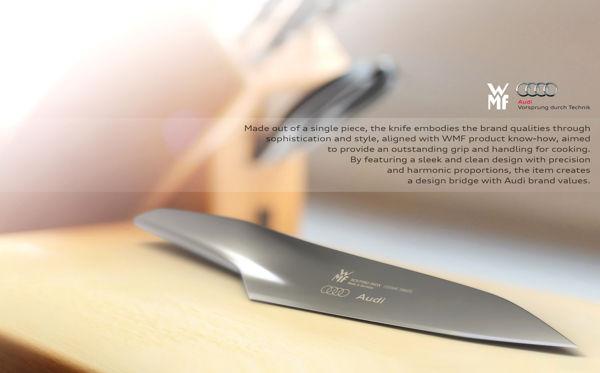 Luxury Kitchen Knife Set