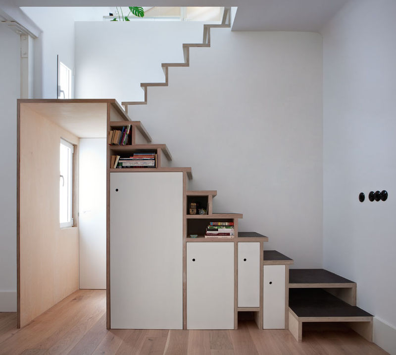 Staircase Cabinet By Danny Kuo 013