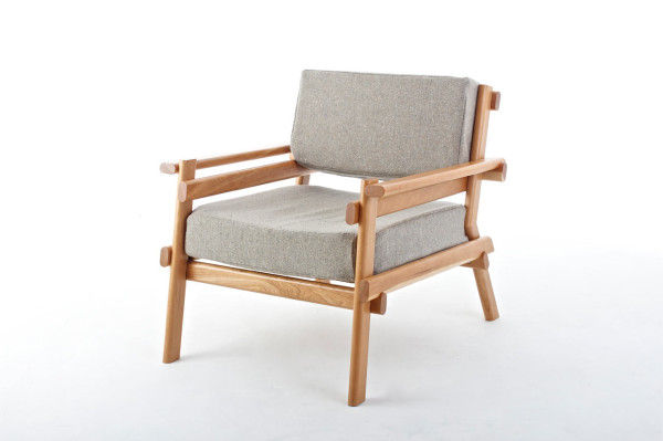 Minimalist Crafted Wooden Furniture : Wooden Furniture