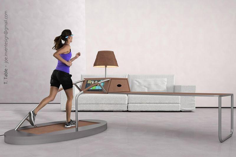 Cardio Workout Desks  Workout Desks