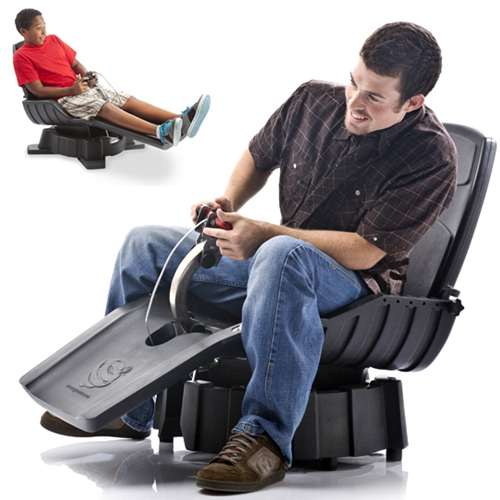 Gyroscopic Video Game Seats  XDream GYROXUS PS3 Gaming Chair