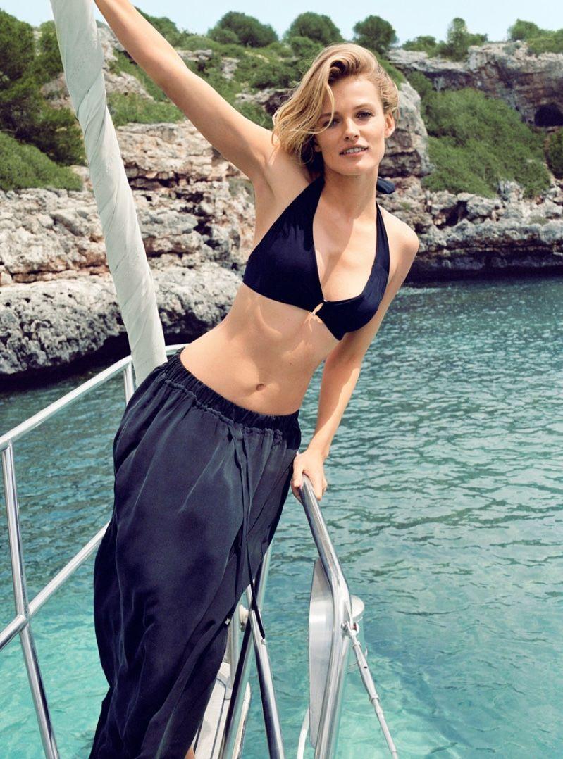 Casual Yacht Fashion Ads  Zara Home Beachwear