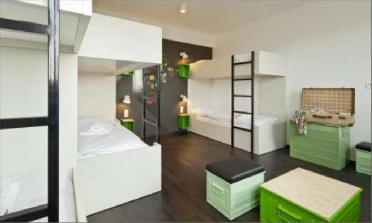 Bold Affordable Accommodation  Zollhaus Hostel