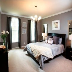 Decorating Ideas For Living Rooms With Grey Walls Coastal Style Room Curtains 40 Accent Color Combinations To Get Your Home Decor Wheels Turning View In Gallery Kimberton Master Bed