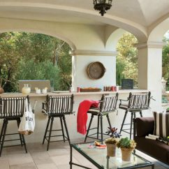 Outside Kitchen Cabinets Themed Decor 23 Creative Outdoor Wet Bar Design Ideas