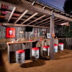 Outdoor Bbq Kitchen Sears Appliance Bundles 23 Creative Wet Bar Design Ideas
