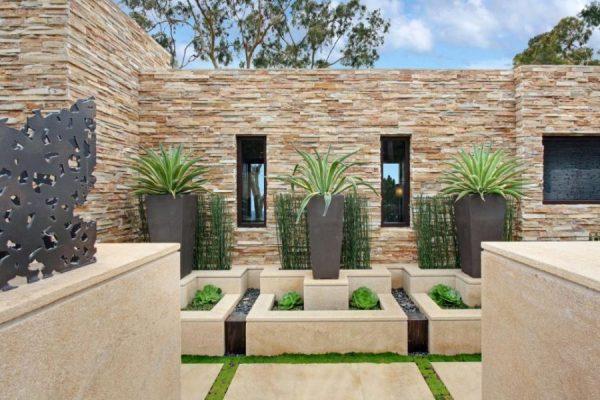 modern garden design great