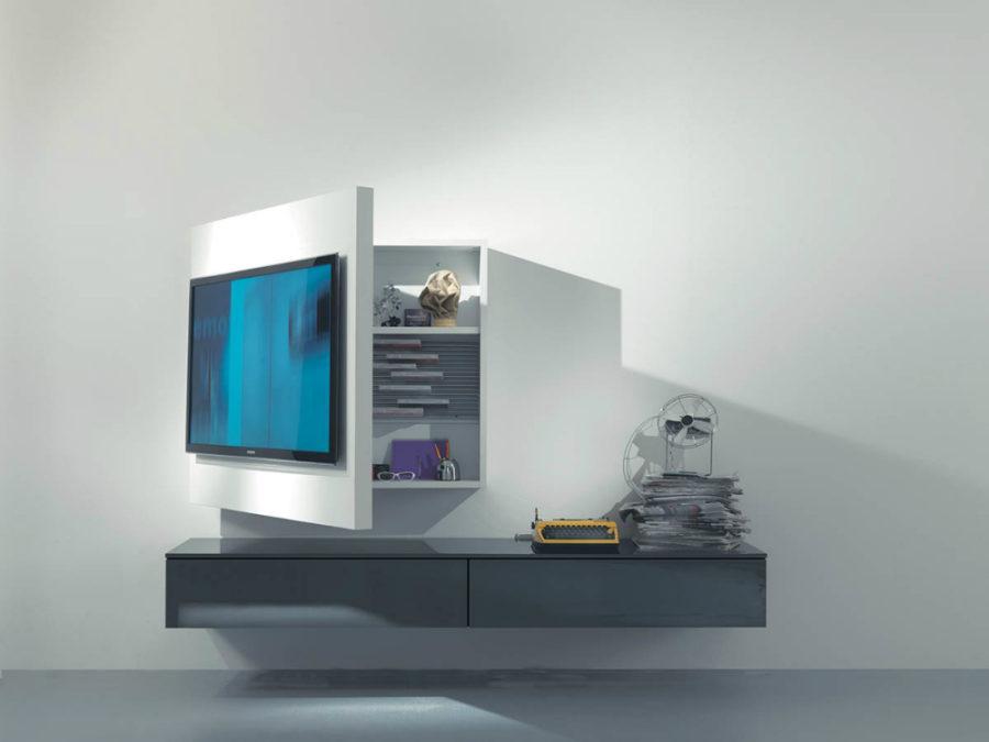 tv unit designs for living room bookshelf in 21 floating media center clutter-free
