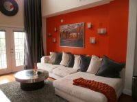 What Color Curtains Goes With Red Walls | Curtain ...