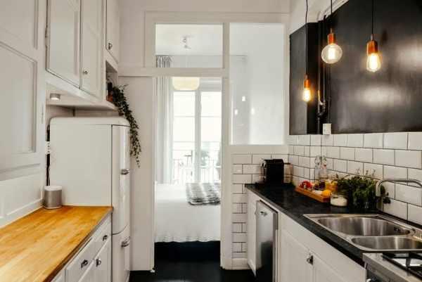 scandinavian interior design kitchen white 25 Scandinavian Interior Designs to Freshen up Your Home