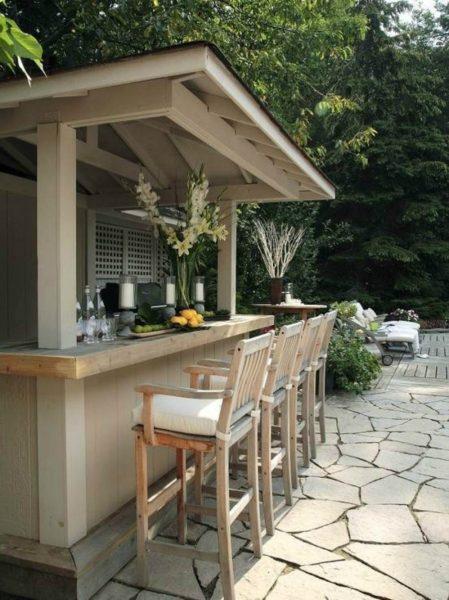 outdoor bar ideas 23 Creative Outdoor Wet Bar Design Ideas