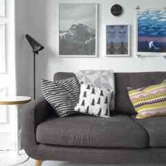 White Fluffy Sofa Cushions Protaras Telephone 40 Accent Color Combinations To Get Your Home Decor Wheels ...