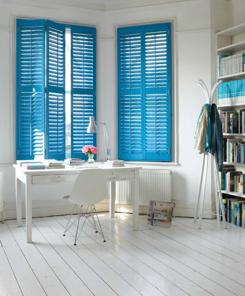 Fresh Summer Looks On Modern Shutters