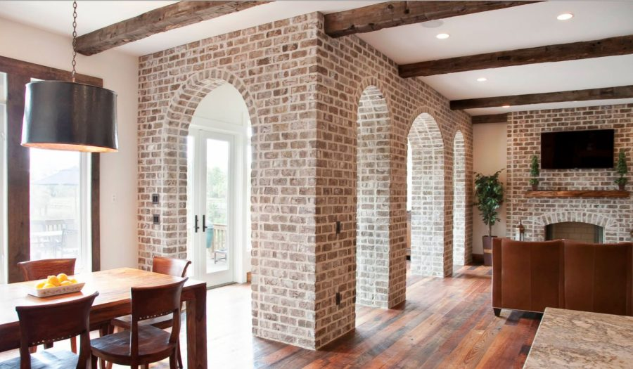 old living room ideas wall art for bachelor pad 14 cool brick buildings and design