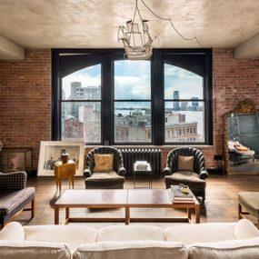 Celebrity Living Luxury New York Penthouses