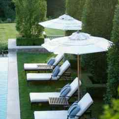 Outdoor Chaise Lounge Chairs With Wheels Garden Chair Covers B&q Luxury Pool For A Summer Oasis